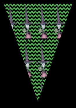 Nightmare Before Christmas - Shock - Pennants