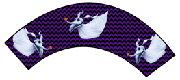 Nightmare Before Christmas - Zero - Halloween Wrappers
