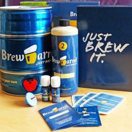 Brew Barrel - Brew Beer At Home Kit
