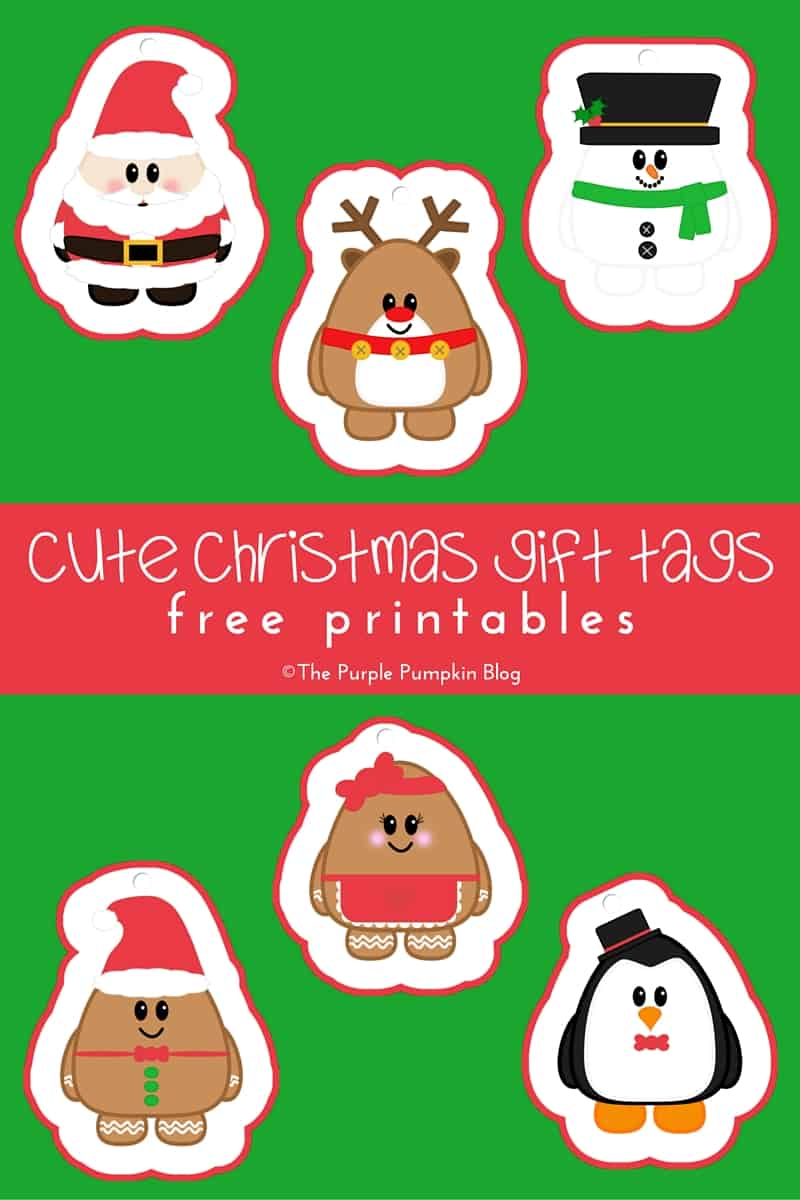 Ambitious image regarding cute gift tags printable