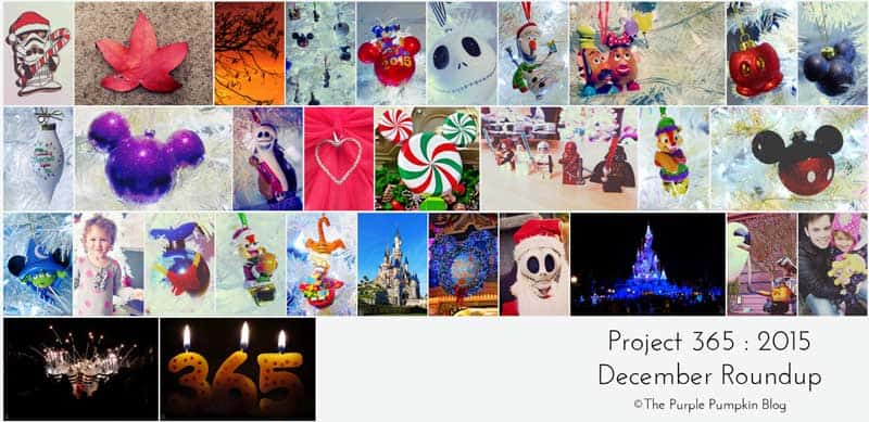 December Roundup Project 365 2015