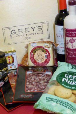 Greys Fine Foods - Authentic Spanish Food Hamper