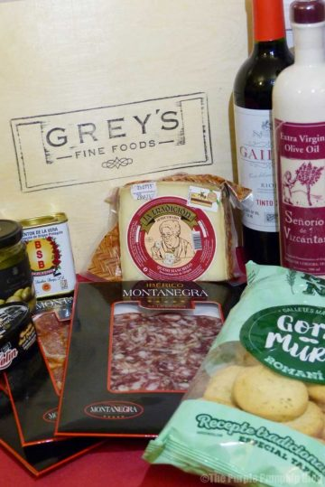 Greys Fine Foods - Authentic Spanish Food Hamper