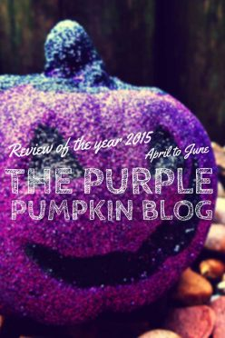 Review of the Year 2015 - April to June