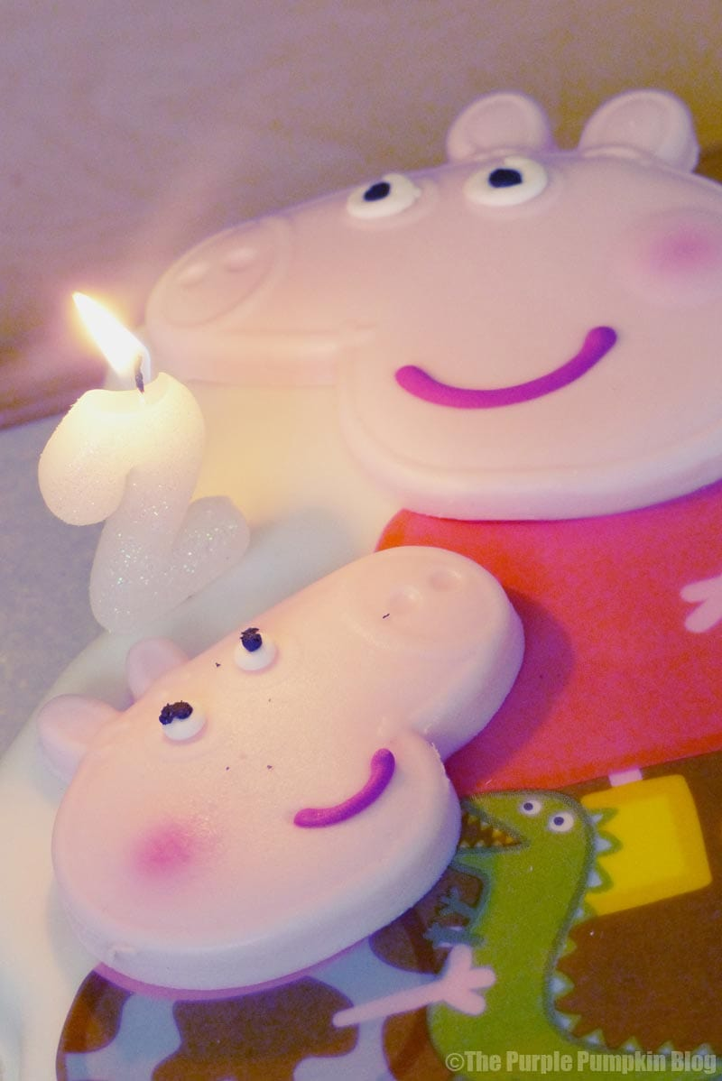 Peppa Pig S Party Time Cake Peppa Pig S Birthday