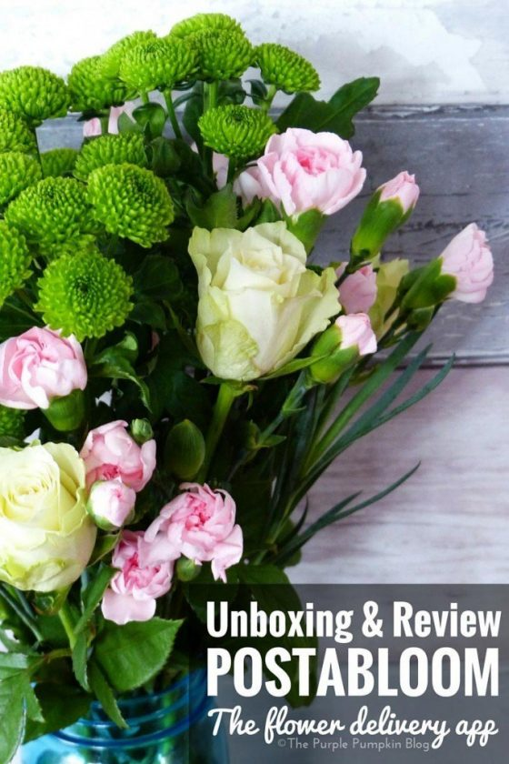 Postabloom - The Flower Delivery App + 20% discount code for your first order