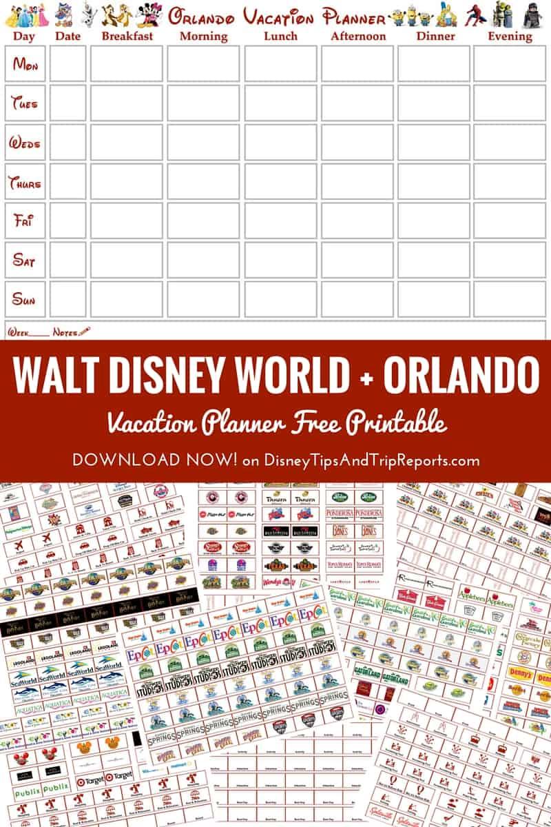 Orlando, Walt Disney World Vacation Planner | Free