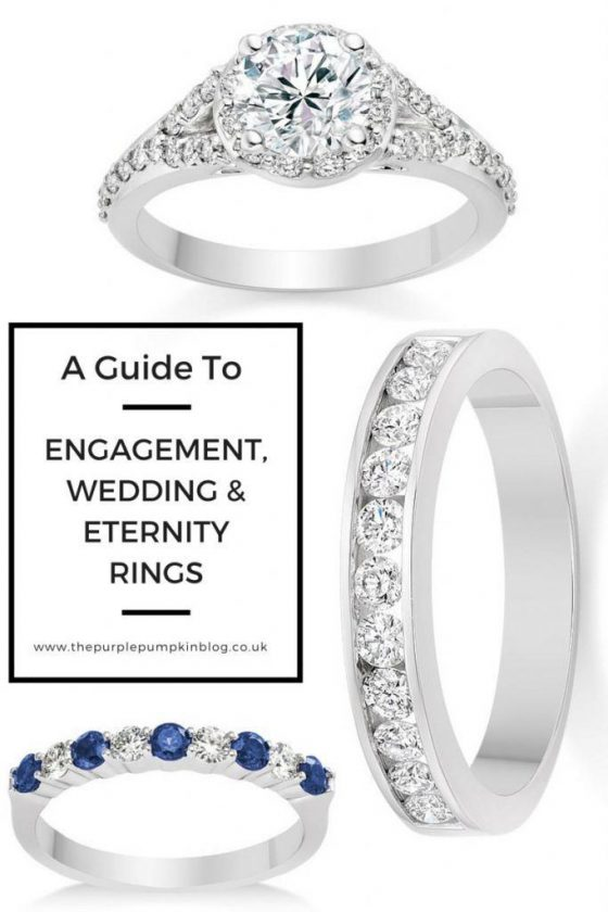 A Guide to Engagement, Wedding, and Eternity Rings