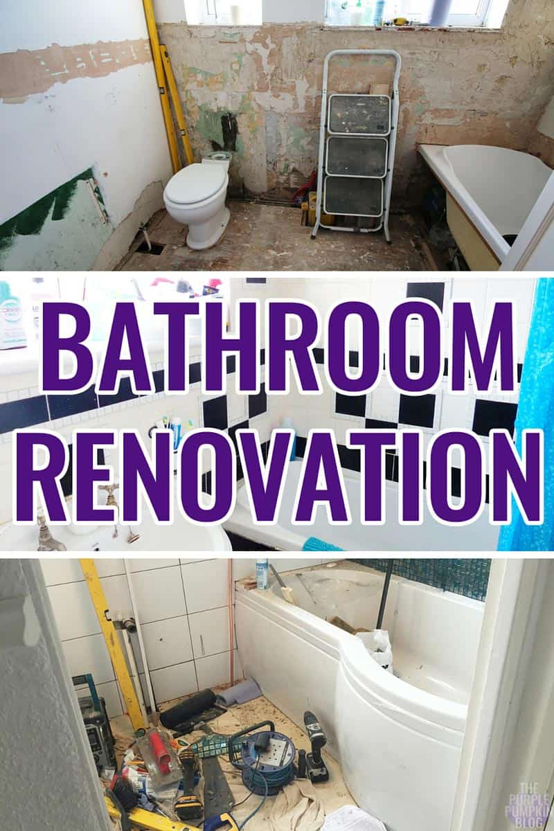 Beautiful Bathroom Renovation a day by day account of having your bathroom remodelled