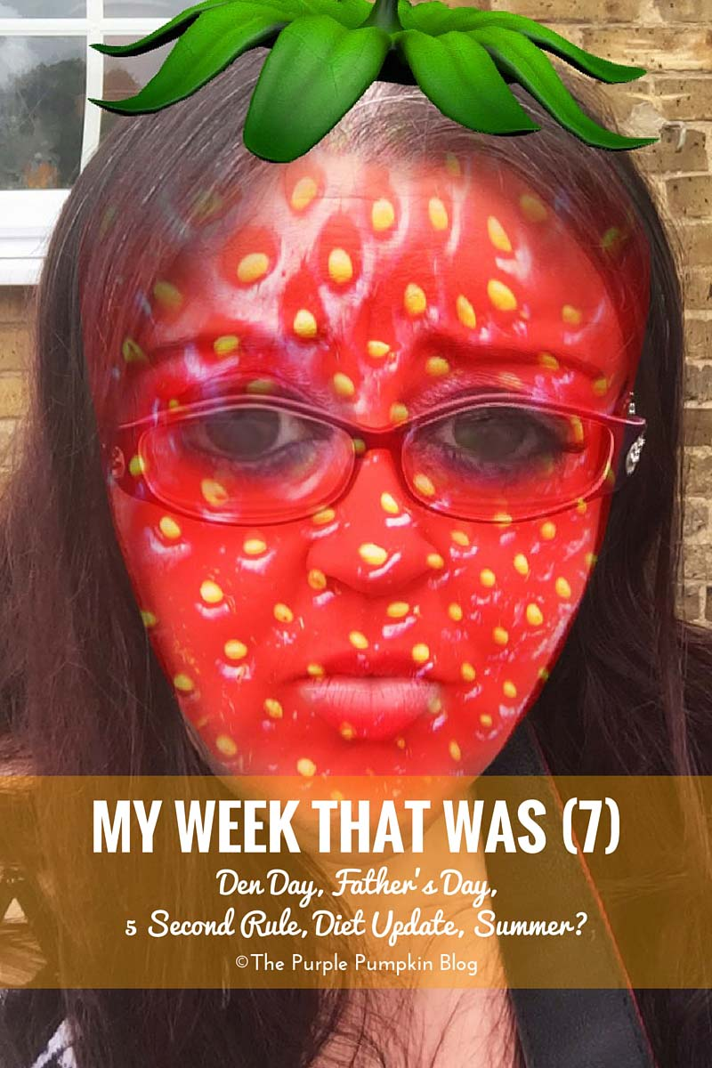 My Week That Was 7