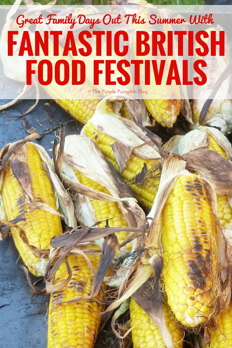 Fantastic British Food Festivals