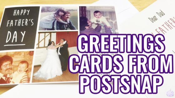 Greetings Cards from Postsnap - a cool app that you can use to make greetings cards direct from your mobile device!