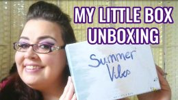 My Little Box Unboxing - Summer Vibes