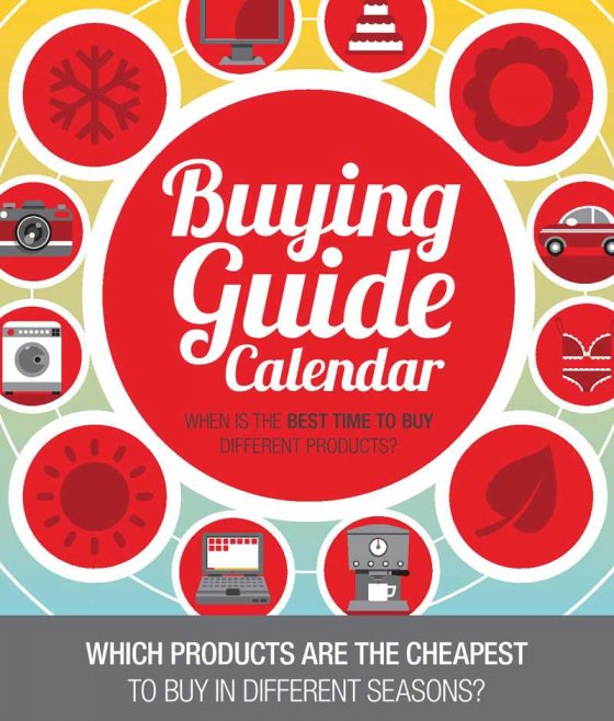 Buying Guide Infographic
