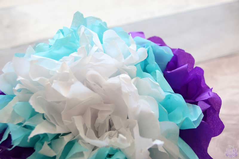 how to make your own tissue paper