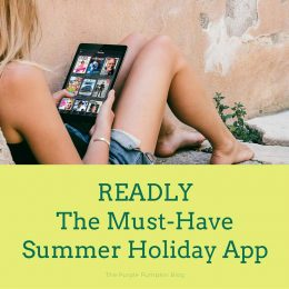 Readly - the must have summer holiday app. It's like Netflix, but for magazines!