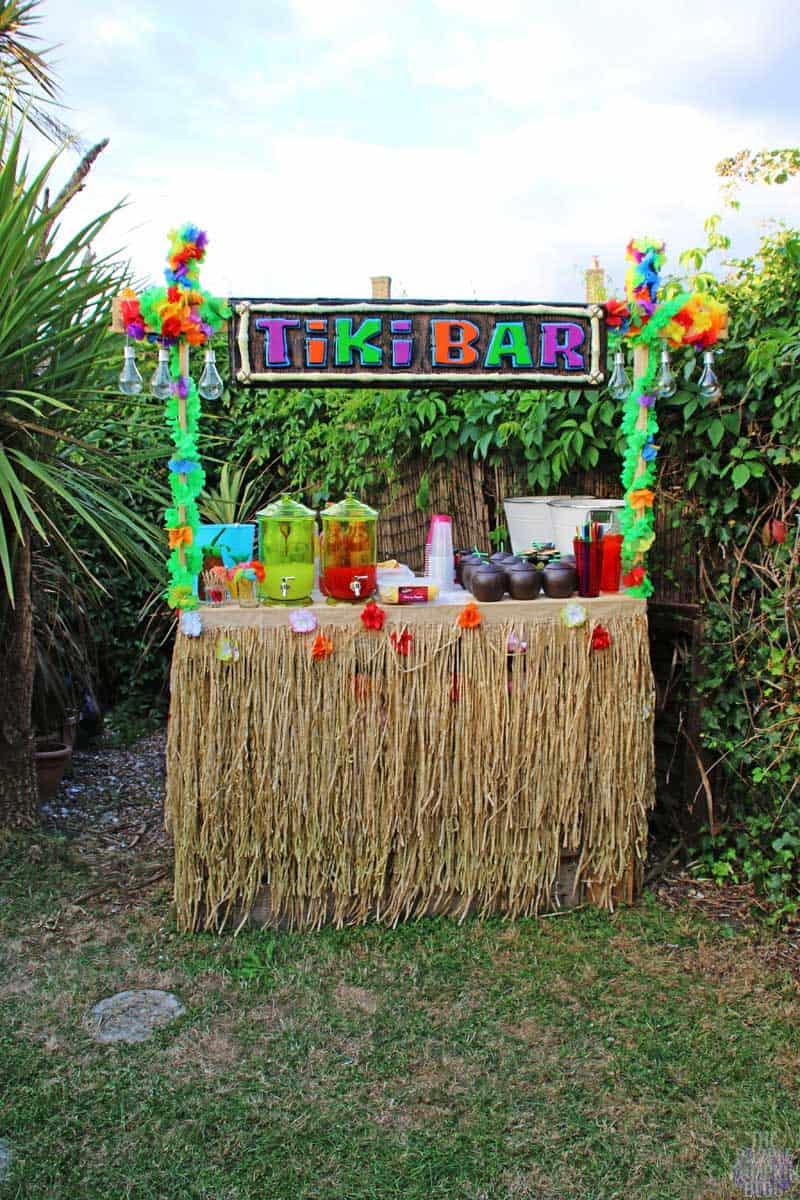 My 40th Un Birthday Hawaiian Luau » The Purple Pumpkin Blog