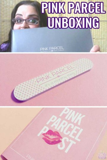 Pink Parcel - July Unboxing
