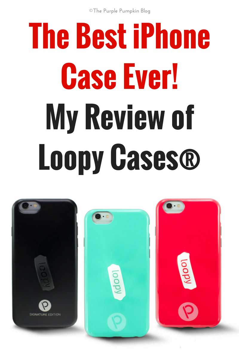 The Best iPhone Case Ever! My Review of Loopy Cases®