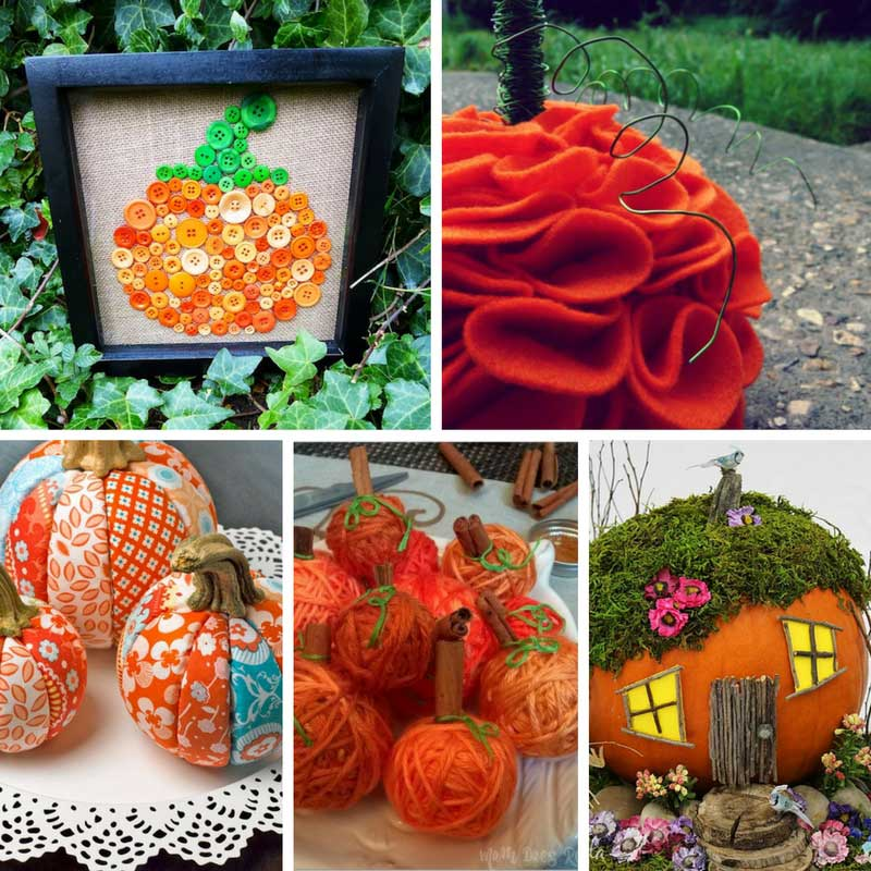 Fall Paper Crafts For Adults