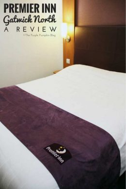 Premier Inn, Gatwick North - A Review