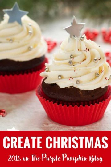 Create Christmas 2016 - a month long series filled with festive ideas for the season. Now in its 5th year!