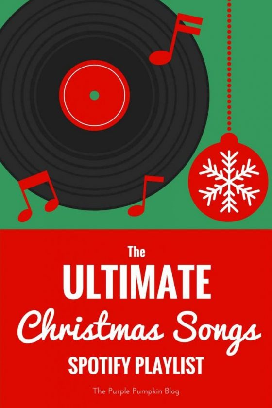 Ultimate Christmas Songs Playlist for Spotify is 3 hours of festive tunes to make Christmas feel merry and bright! I made this list so you don't have to!