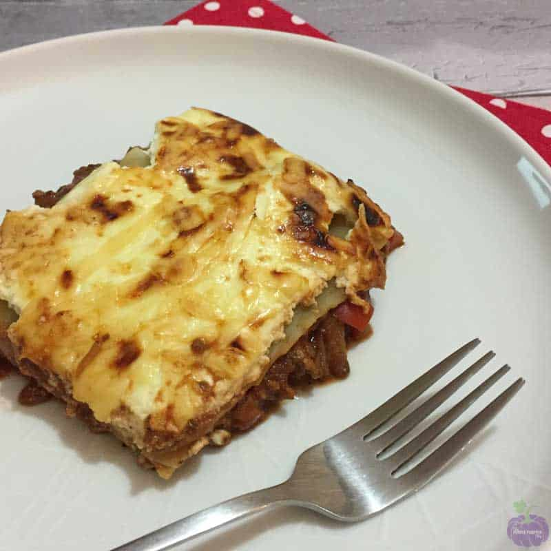Slimming World / Lasagne » The Purple Pumpkin Blog