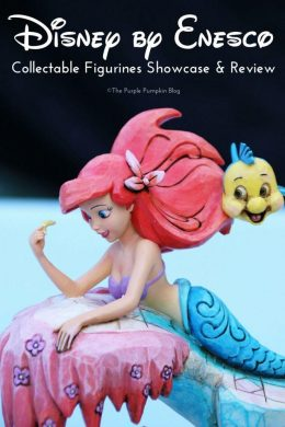 Disney by Enesco Collectable Figurines Showcase & Review