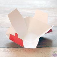 Free Printable Chinese Take Out Boxes Template