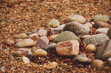 Project 365 - 2017 - Day 3: Small rocks and stones