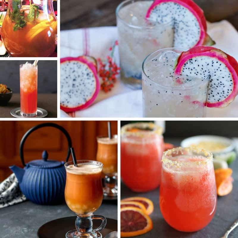 Recipes for Chinese Drinks