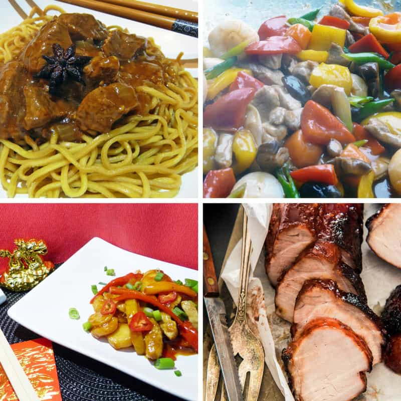 50 Delicious Recipes For Chinese New Year