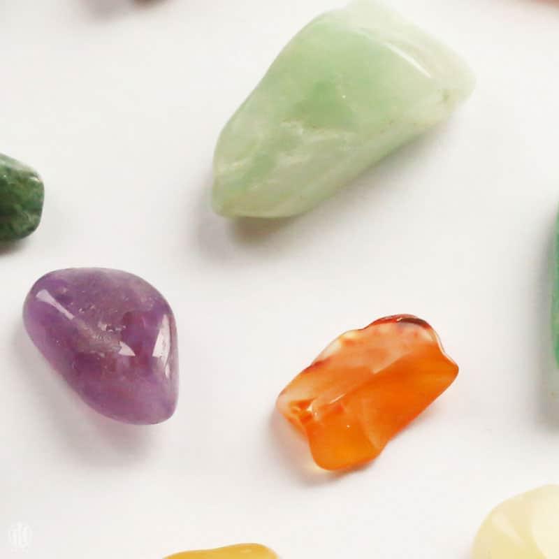 Project 365 - 2017 - Day 40: Gemstones/Crystals