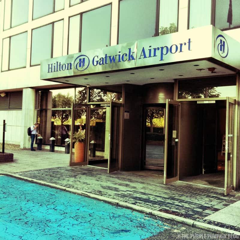 Hilton at Gatwick Airport