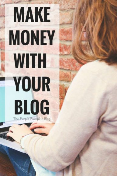 Make Money With Your Blog and Blogfoster UK