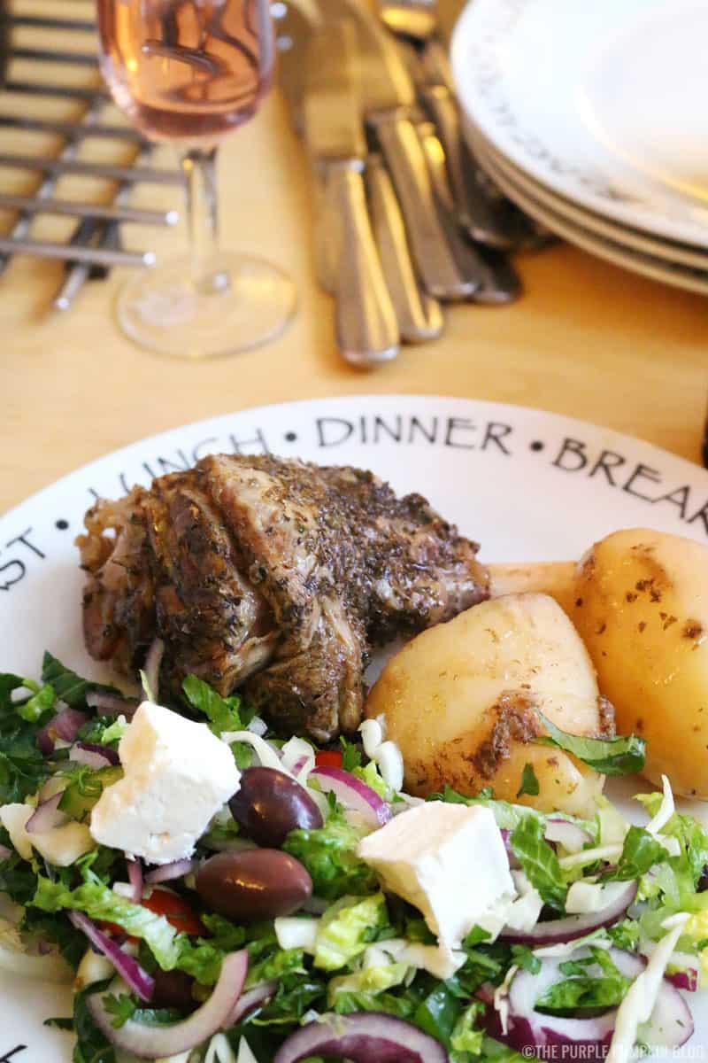 Kleftiko - Slow Cooked Lamb & Potatoes - Greek-Cypriot Recipe