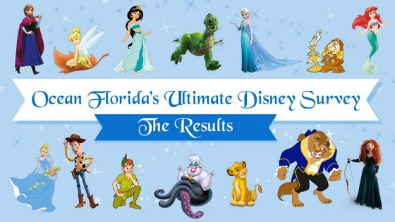 Ocean Florida Disney Survey - The Results