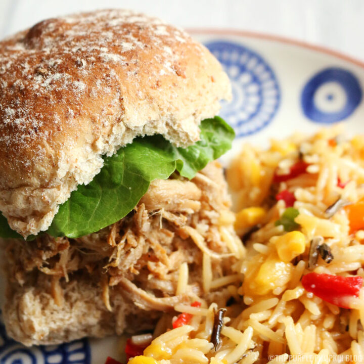 Hawaiian Style Pulled Pork