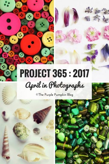 Project 365: 2017 - April in Photographs