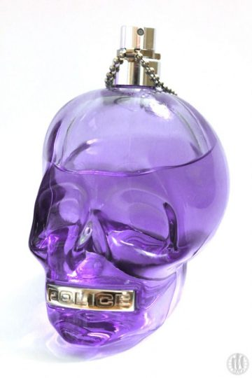 Project 365 - 2017 - Day 129 - Purple Glass Skull