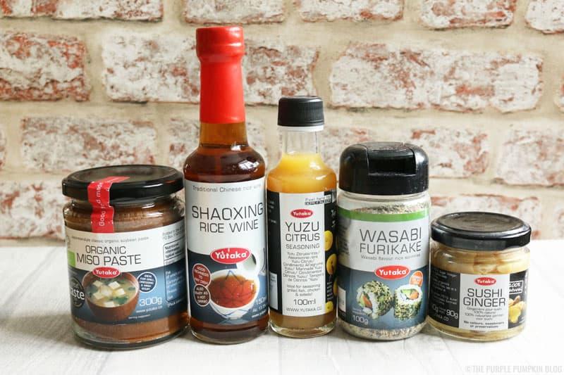 Yutaka Japanese Food Products
