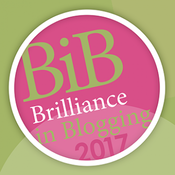 BIBS 2017 - Brilliance in Blogging Awards