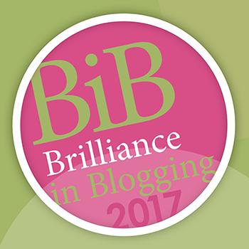 BIBS 2017 - Brilliance in Blogging Awards