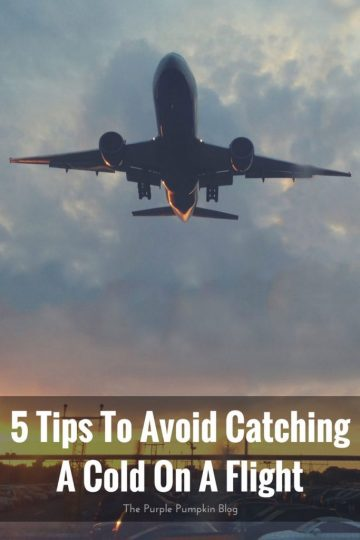 Summer holidays and colds just don't go together. Trying to relax on the beach whilst surrounded by a pile of tissues is not a good look! Here are 5 Tips To Avoid Catching A Cold On A Flight.