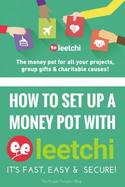 How to set up a money pot with Leetchi. The online service for all your projects, groups gifts, and charitable causes. It is fast, easy and secure with low fees.