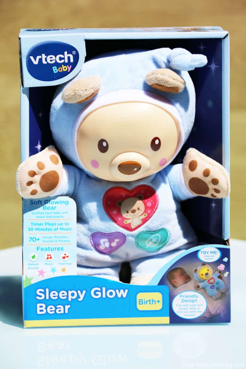 Sleepy Glow Bear