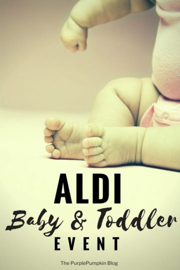 ALDI Baby & Toddler Event