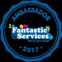 Fantastic Services Ambassador 2017 Badge