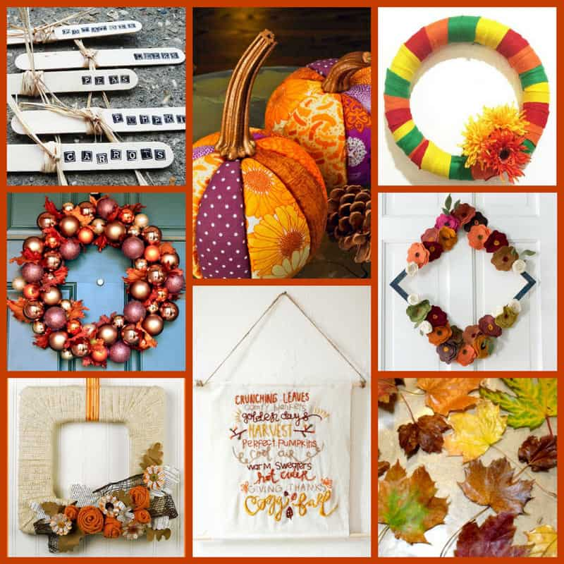 24 awesome autumn crafts for adults the purple pumpkin blog for Leaf crafts for adults